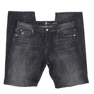 7 For All Mankind Austyn Straight Leg Jeans 36X34